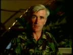 Calls for peacekeeping force/UN pull out ITN AUSTRALIA Darwin Lieutenant Colonel Nigel Dransfield interview SOT Talks of Indonesian army commander...