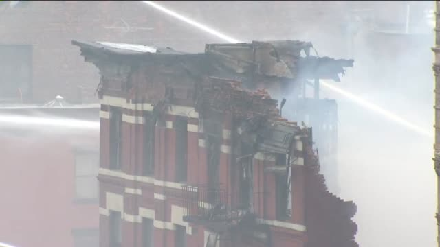 East Village Building Explosion and Collapse A massive explosion connected to gas and plumbing work at an East Village building sparked a vast...