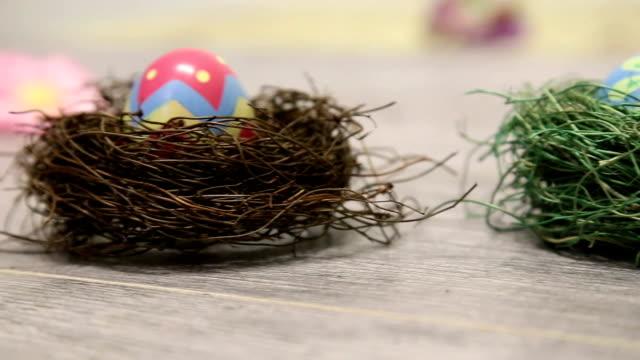 Uovo di Pasqua nel Nido