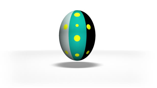 Easter eggs animation