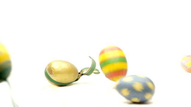 Uova di Pasqua Cadere