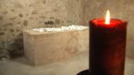 Easter Sunday Story - Jesus' Empty tomb inside, Resurrection
