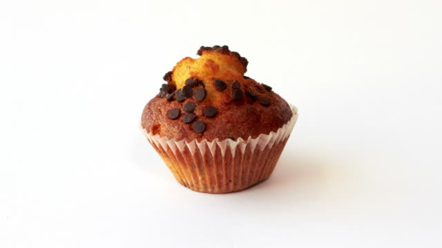 Eating muffin Stopmotion