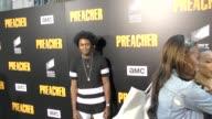 Echo Kellum at the Premiere Of AMC's 'Preacher' Season 2 on June 20 2017 in Los Angeles California