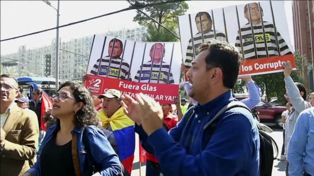 Ecuador's attorney general announced on Wednesday it would press charges against the country's Vice president Jorge Glas for receiving bribes in...