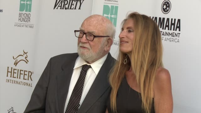 Ed Asner Heifer International Hosts 3rd Annual Beyond Hunger 'A Place at the Table' Gala at Montage Beverly Hills on August 22 2014 in Beverly Hills...