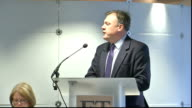 Ed Balls speech in inequality Ed Balls MP interview SOT on inequality report NorthSouth divide 25 years on from his time at Financial Times how...