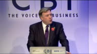 Ed Balls speech to CBI Balls speech SOT First on banking reform where there is clearly now a crossparty consensus on the need for tougher banking...