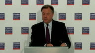 Ed Balls speech to London Business School Balls speech SOT In his report on shorttermism in British business Sir George Cox recommended a series of...