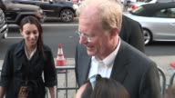 Ed Begley Jr greets fans while arriving at the Arrested Development Season 4 Premiere in Hollywood 04/29/13
