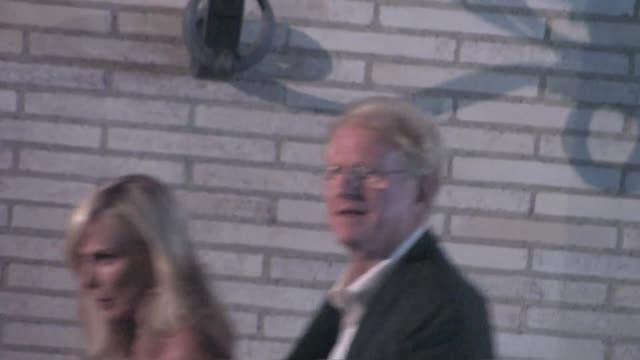 Ed Begley Jr leaving the Wallis Annenberg Center in Beverly Hills in Celebrity Sightings in Los Angeles