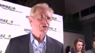 INTERVIEW Ed Begley Jr on the event and platform at Amazoncom Red Carpet Launch Party in Los Angeles CA
