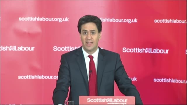 Ed Miliband rejects Alex Salmond's Budget input Ed Miliband MP speech SOT There seems to now be an uholy alliance between the Conservative Party and...