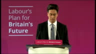 Ed Miliband speech and question and answer session in Salford Question and answer session Q Asked how different the foreign policy of a Labour...