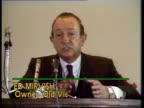 REOPENING Ed Mirvish press conference SOT