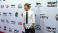 Ed Sheeran at MGM Grand on May 17 2015 in Las Vegas Nevada
