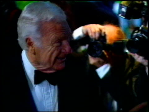 Eddie Albert at the Beverly Hills Hotel Reopening at the Beverly Hilton in Beverly Hills California on June 3 1995
