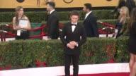 Eddie Redmayne at 21st Annual Screen Actors Guild Awards Arrivals in Los Angeles CA