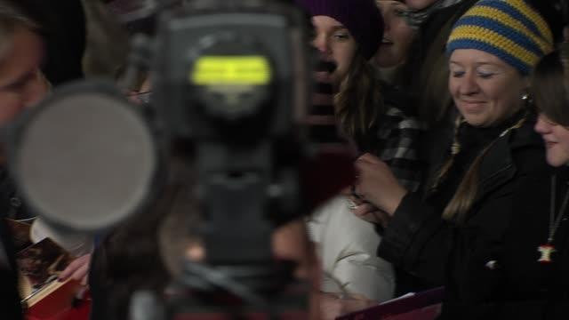 Eddie Redmayne at the red carpet of Les Miserables at Berlinale 2013