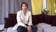 Edgar Ramirez on how the role affected him and how it exhausted him at the Carlos Interview Cannes Film Festival 2010 at Cannes