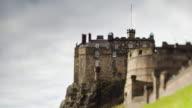 Edinburgh Castle - Tilt Shift Timelapse