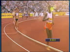 Edith Masai makes a break in Women's 5000m 2004 Crystal Palace Athletics Grand Prix London