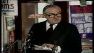 PM James Callaghan Calls for National Debate a James Callaghan speech ENGLAND Oxford Ruskin College Prime Minister Callaghan speech SOF I've been...