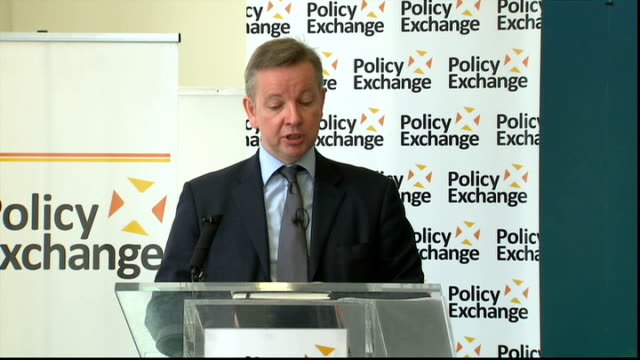 Education Secretary speech on Free Schools Michael Gove MP speech SOT And if it's possible to become an autonomous school by partnering with...
