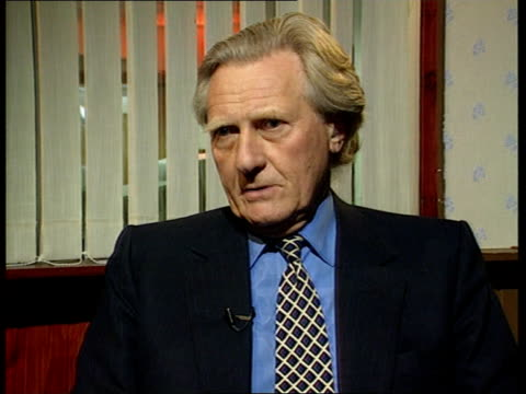 Edward Heath announces retirement from Commons London Michael Heseltine MP interview SOT I would have said it was the single biggest issue of the 2nd...