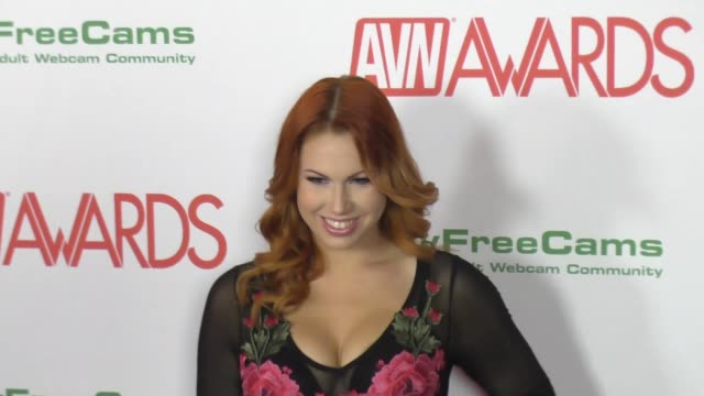 Edyn Blair at the 2017 AVN Awards Nomination Party at Avalon Nightclub in Hollywood Celebrity Sightings on November 17 2016 in Los Angeles California