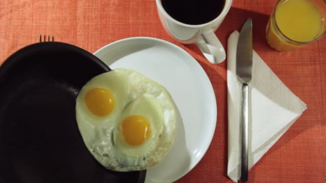Eggs Served
