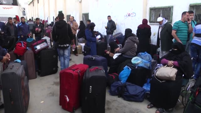 Egypt opened its largely sealed border with Gaza on Saturday for the first time since a reconciliation agreement saw the Palestinian Authority take...