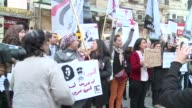 Egyptian protesters took to the street again on Tuesday to demand an end to sexual violence as campaigns against the repeated attacks in central...