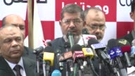 Egypt's Muslim Brotherhood claimed a victory for its candidate Mohammed Mursi on Monday in the country's first presidential vote since its uprising...
