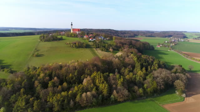 Eichlberg Pilgrimage Church In North Bavaria