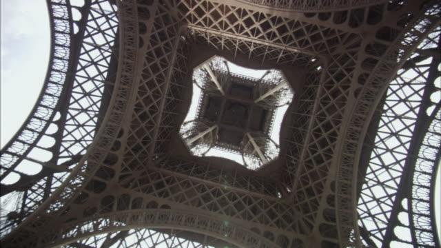 MS LA Eiffel Tower, Paris, France