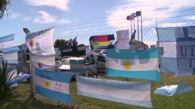 Eight days after a submarine carrying 44 crew members went missing in the South Atlantic Argentina was investigating this Thursday whether there was...