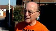 Eightysixyearold man to run London Marathon Freedman interview SOT