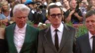 EijaLiisa Ahtila guest guest Mario Martone guest David Byrne Darren Aronofsky Todd Haynes Alba Rohrwacher at the The Ides of March Premiere Venice...