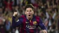 El Barcelona con doblete de Lionel Messi y un gol de Neymar derroto 30 en casa al Bayern de Munich de Josep Guardiola