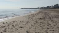 El Campello beach. Alicante, Spain