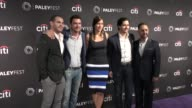'El Chapo' cast at The Paley Center For Media's 11th Annual PaleyFest Fall TV Previews Los Angeles Univision on September 07 2017 in Beverly Hills...