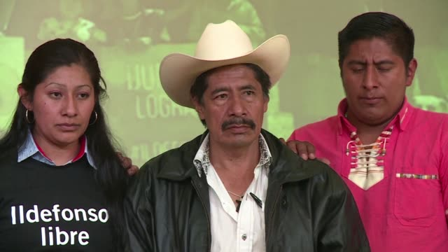 Tras ser liberado, Zamora teme que persista acoso por defender bosques