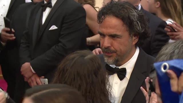 El director mexicano Alejandro González Iñárritu se puso este jueves a la cabeza de la carrera por los Óscar al recibir 12 nominaciones por su...