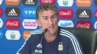 El director tecnico de la seleccion argentina de futbol Edgardo Bauza dijo el miercoles que confia en que su equipo podra derrotar el jueves a Chile...