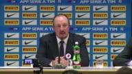 El espanol Rafael Benitez sustituira a Carlo Ancelotti como entrenador del Real Madrid