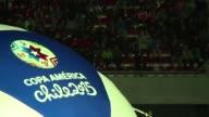El estadio de La Serena reabre sus puertas a unas semanas del comienzo de la Copa America