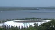 El estadio mundialista Beira Rio de Porto Alegre que sera inaugurado por Dilma Rousseff el jueves esta terminado en un 97% VOICED Beira Rio de Porto...