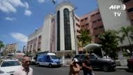 El exdictador de Panama Manuel Noriega continua inestable segun dijo su abogado Ezra Angel el jueves dos días despues de una cirugia cerebral