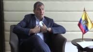 El exmandatario Rafael Correa retirado temporalmente de la politica en Belgica esta dispuesto a regresar a Ecuador para impulsar una Asamblea...